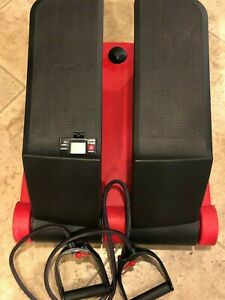 Air Stepper Climber Exercise Fitness Thigh Machine WCD Resistant Cord And CD