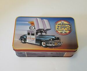 Zippo Car Collectible of the Year Zippo lighter and key ring 1998
