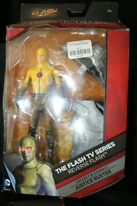 DC Multiverse 6 Inch Figure Justice Buster Series - Flash TV Show Reverse Flash