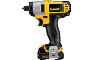 DEWALT 12-Volt Max Variable Speed Cordless Impact Driver (2-Batteries Included)