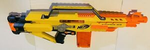 Nerf Stampede Ecs Powered Dart Rifle With 12 Clip (batteries Not Included)