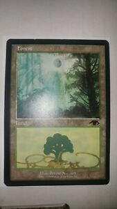 MTG SIGNED Guru Forest Terese Nielsen Free US Shipping promo magic the gathering