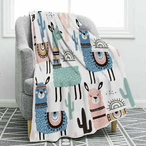 Throw Blanket For Bed Sofa Sheet Covers Soft Warm Winter Blankets Anti pilling