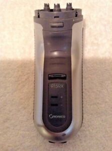 Lot of 3 NORELCO amp; Remington razors FOR PARTS electric shavers