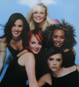 The Spice Girls Original Mario Testino Publication Photo