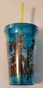 Marvel's Guardians of the Galaxy 15.2 Ounce Plastic Tumbler, Blue