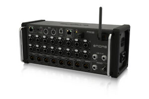 Midas MR18 18-Input Digital Mixer w Wi-Fi  USB Recorder MR-18 NEW