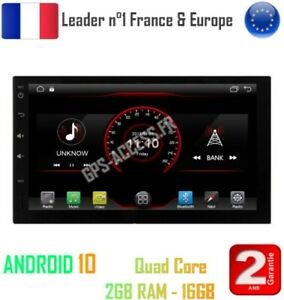 Head Unit Android 6 Universal 2 Din Double Din Screen 7