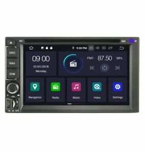 Head Unit Android 9 16GB 2GB Ram Double Din 2 Din Universal