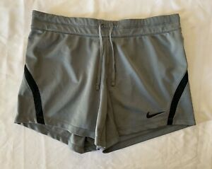 Nike Dri Fit Women's Infiknit Shorts Running Athletic Gym Workout Size Small