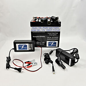 ResMed AirStart 10 Cpap Battery CAMPING ALL YOU NEED Power for 6 12 NIGHTS