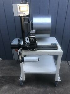 Century Design Inc Tow Preg Pre Preg Composite Carbon Fiber Machine  CD 1510