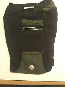 NWT Aero Tech Designs Men's XXL ATD Outlaw Bullet Cycling Shorts WPadded Liner