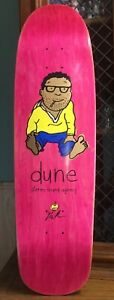 Stereo Sound Agency Chris Pastrus 12 Year Old Signature Skateboard Deck