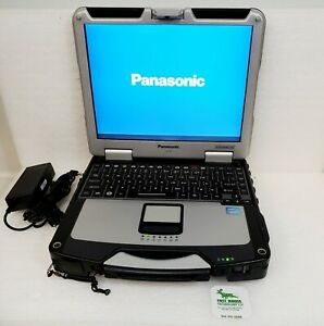 Panasonic Toughbook CF-31 MK3 TouchScreen i5-3320 2.6Ghz 8GB Win 7 Pro COA No OS