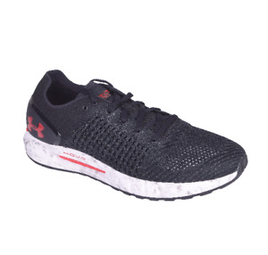 Under Armour UA HOVR Sonic NC Mens Training Running Shoes Black Red