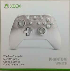 Microsoft Xbox Wireless Controller - Phantom White Special Edition Damaged Box