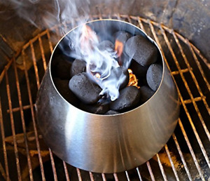 BBQ Vortex Weber 22 Kettle Grill Accessories Stainless Steel Whirlpool Charcoal