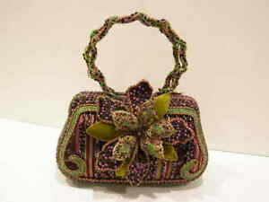 MARY FRANCES DESIGNER HANDBAG