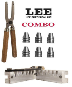 Lee COMBO 6-Cav Mold 38 Special357 Magnum38 Colt New Police38 S