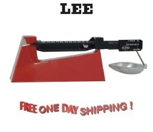 Lee 100 Grain Capacity Safety Magnetic Powder Scale NEW! # 90681