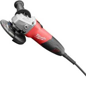 Milwaukee 6130 33 4 1 2quot; 7 Amp Small Angle Grinder New $59.99