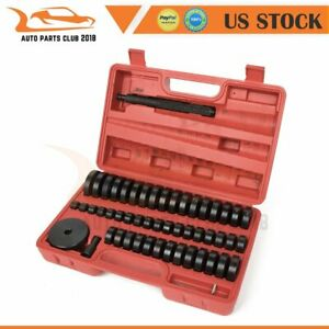 50Pc 18 65mm Seal Tool Bushing Bearing Press Push Set Disc Custom Driver $65.99