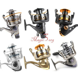 Spinning Fishing Reel Sea Saltwater Surf Long Casting High Speed 500 11000 Bass