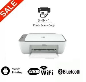 HP Printer 2755 All in One Wireless Home Office Color Inkjet Print Scan Copy $89.98