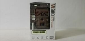 Moultrie W300 16GB Bundle All Purpose Series 12 MP Trail Game Camera READ