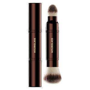 HOURGLASS Retractable Double Ended Complexion Brush Foundation Powder 100% Auth $15.97