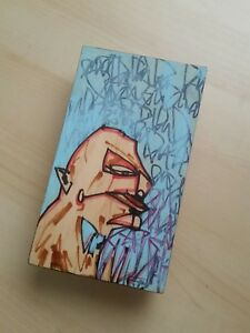 Drawing on Wood 6