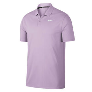 NWT Nike Men's Dri-Fit Victory Solid Polo Golf Shirt Size L 891857