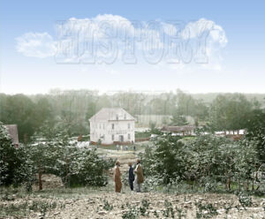 Lee and Gordon's Mill - Chickamauga, GA color Civil War photo  - 528904