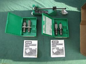 RCBS Reloading Tools & Scale