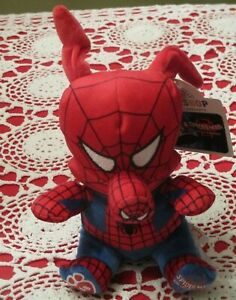 SPIDER HAM BAB Build a Bear Peter Porker Into the Spiderverse Plush MINI NWT $33.99