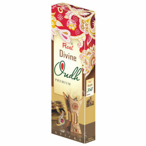 Divine Oudh Incense Sticks Agarbatti 100g 3.5oz