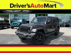 2020 Jeep Wrangler Unlimited Sport 2020 Jeep Wrangler Unlimited Sport 15 Miles Crystal Metallic 4D Sport Utility 2.