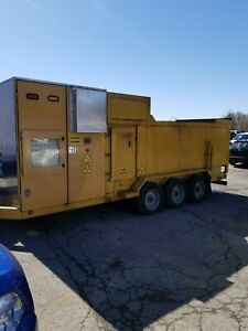 Snow Dragon Snow Melter SND900 Outstanding Condition Low Hours/ Priced to Sell
