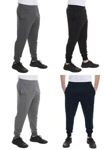 Mens Mesh Dri Fit Pants Athletic Joggers Light Weight Workout Track Gym S XXL $9.95