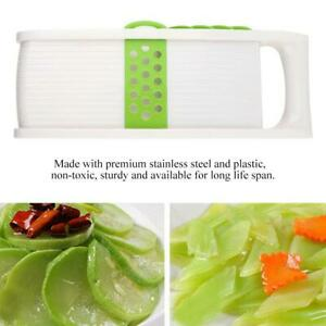 Multifunction Vegetable Fruit Peeler Chopper Slicer Dicer Grater Kitchen Gadgets