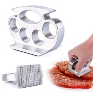 Practical Meat Hammer Aluminium Alloy Kitchen Meat Tenderizer Knuckle Pounder
