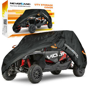 NEVERLAND Utility Vehicle Cover Storage Side by Side SXS For Honda Talon 1000X 4