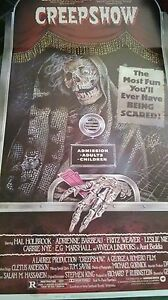 CREEPSHOW LOBBY STANDEE POSTER