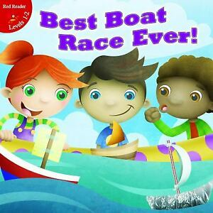 Best Boat Race Ever Paperback Lin Picou