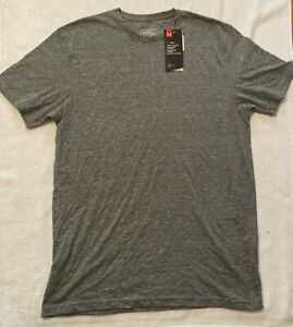 Under Armour heatgear T Shirt NWT BlackGray and Red $7.50