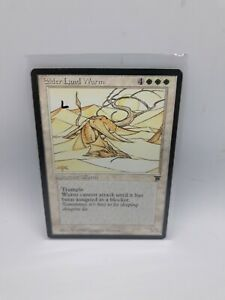 Magic the Gathering: Elder Land Wurm x1 Legends MTG