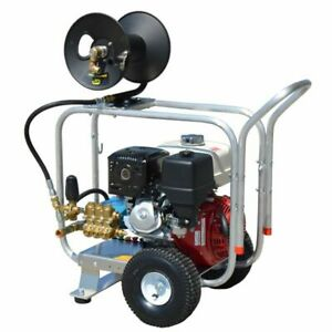 Pressure-Pro Professional 4000 PSI (Gas-Cold Water) Roll Cage Frame Pressure ...