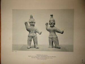 1931 LA SCULPTURE CHINOISE par TIZAC CHINESE SCULPTURES OF CHINA 64 PLATES @ GBP 9.99