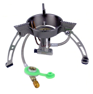 Picnic Gas Stove Burner Ignition System Outdoor Camping Supplies Butane Cooker